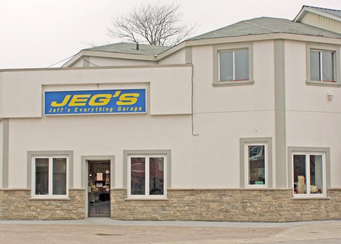 JEG'S Garage