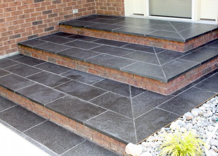 Granate Steps
